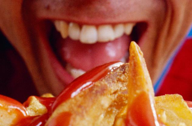 разные вкусы кетчупа