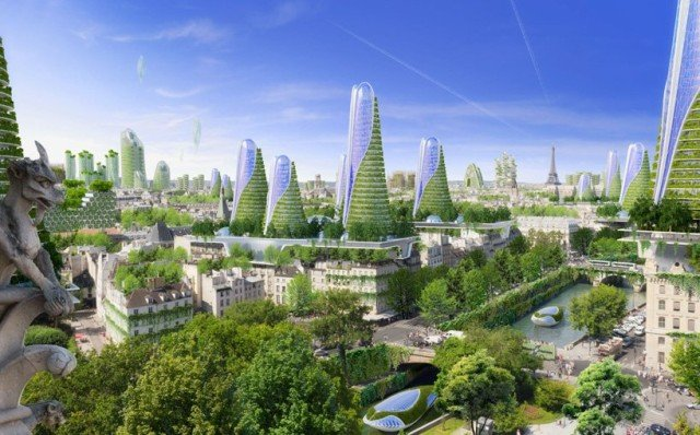 Париж будущего