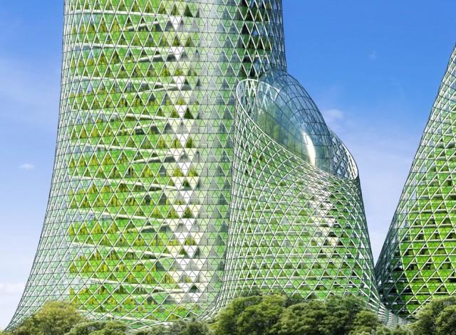 Париж будущего 2050