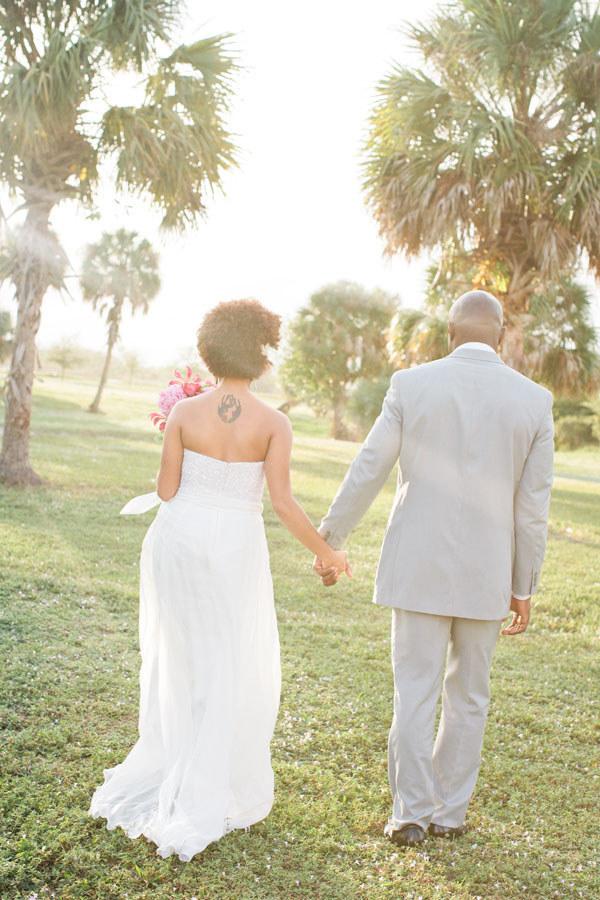 татуировка у невесты