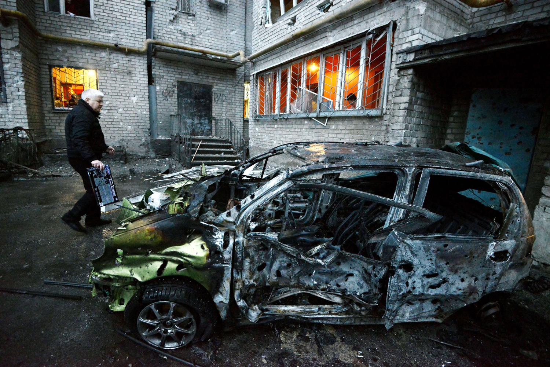 раззруха в украине