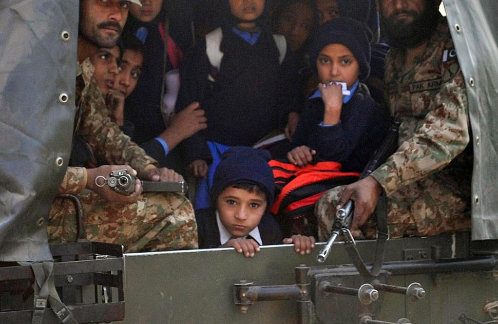 пакистан дети
