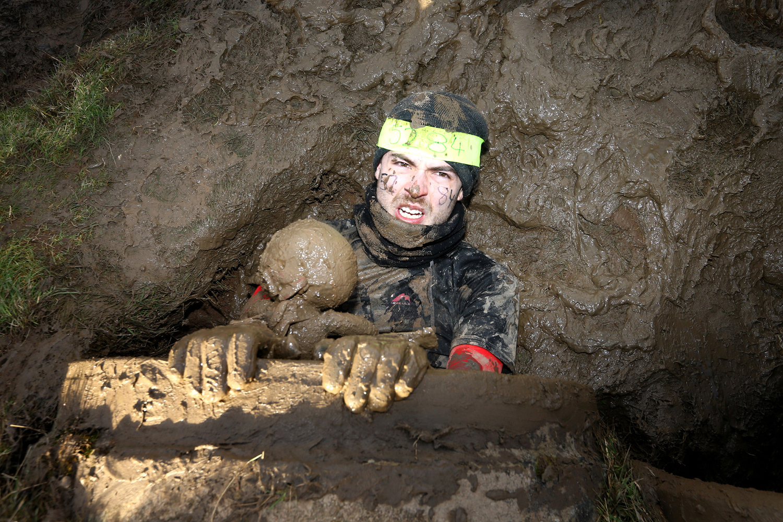 соревнования в грязи