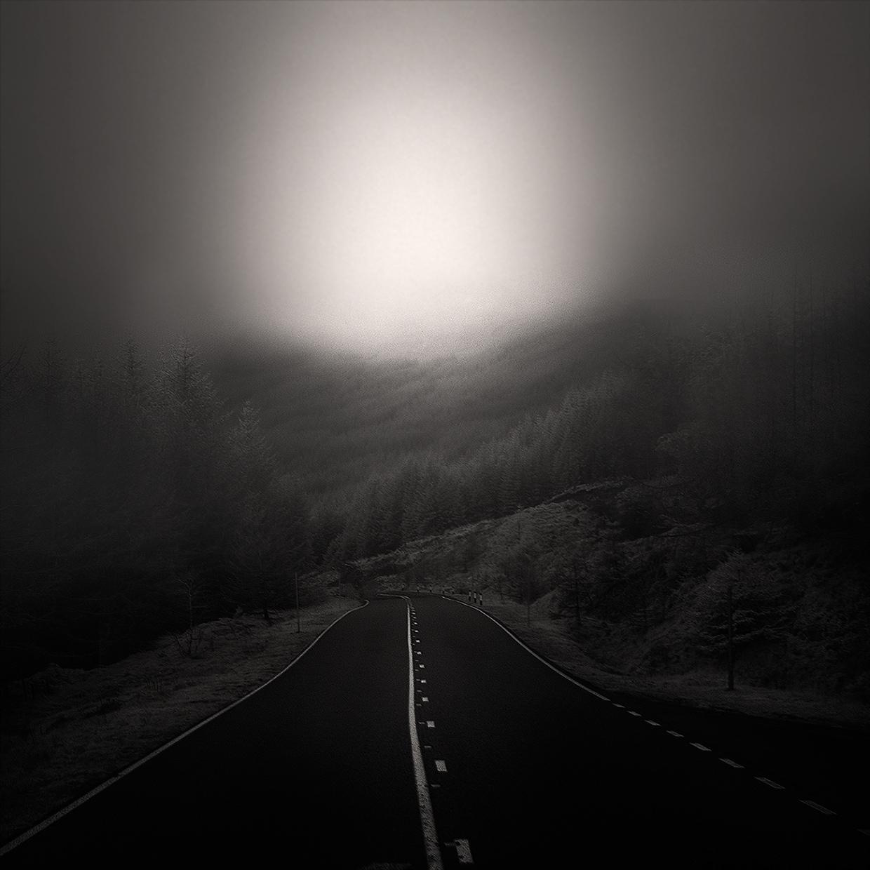 дорога ночная