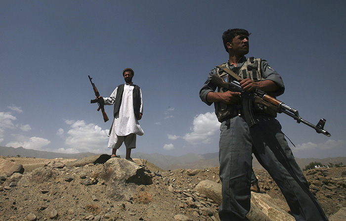 research paper on afghanistan