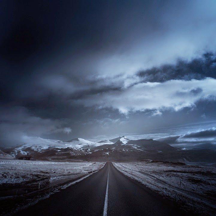 ночь дорога