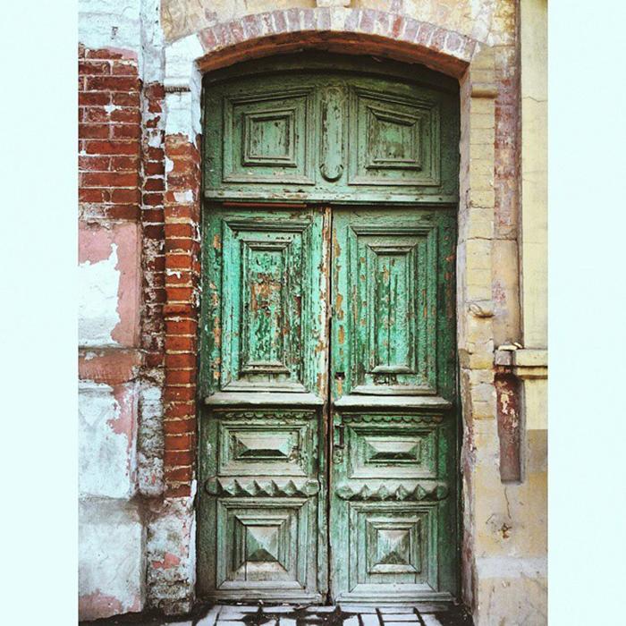 Старве двери