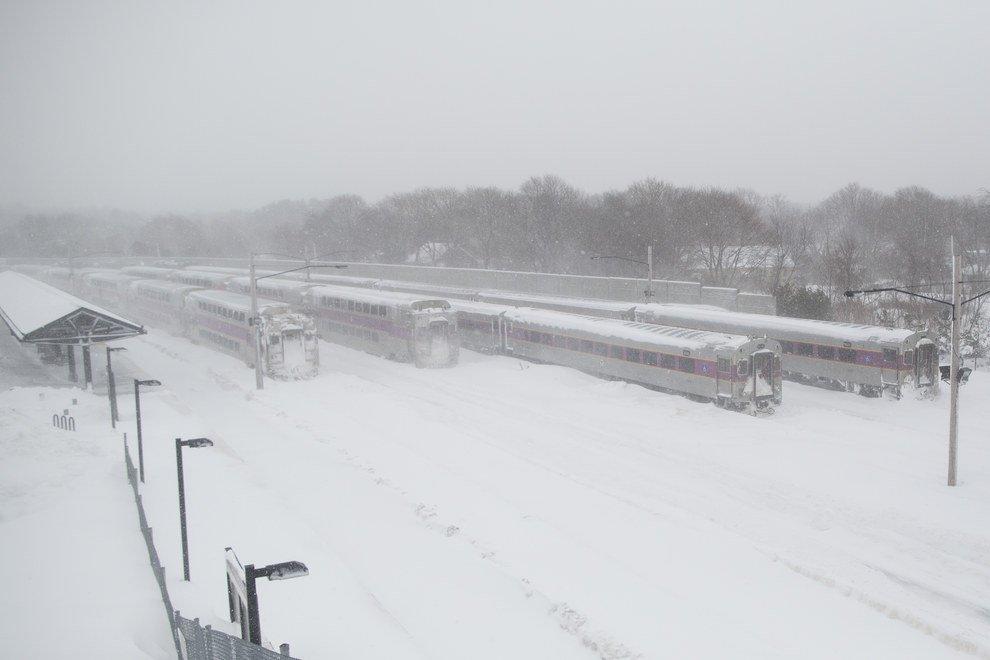 зима в америке 2015