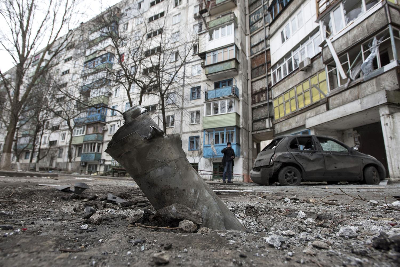 взрыв украина
