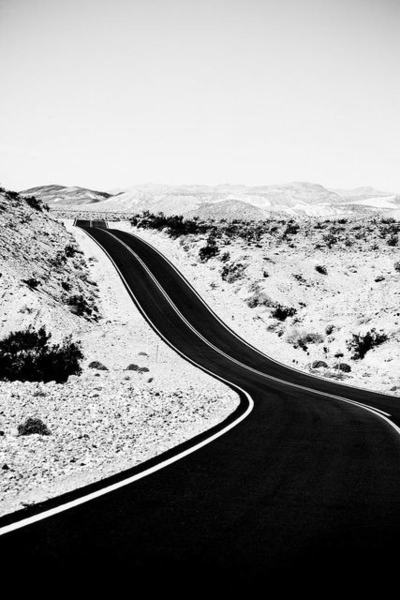 зима и дорога