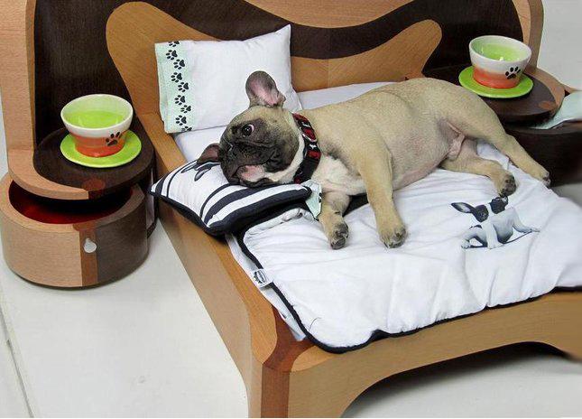 Собачья кровать