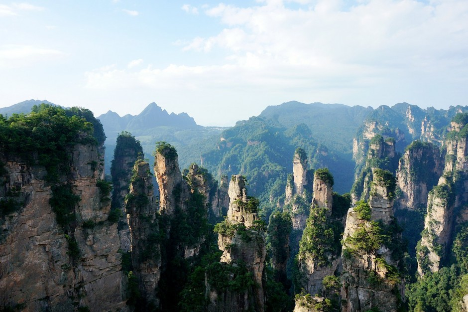 Zhangjiajie-National-Forest-Park-China-15