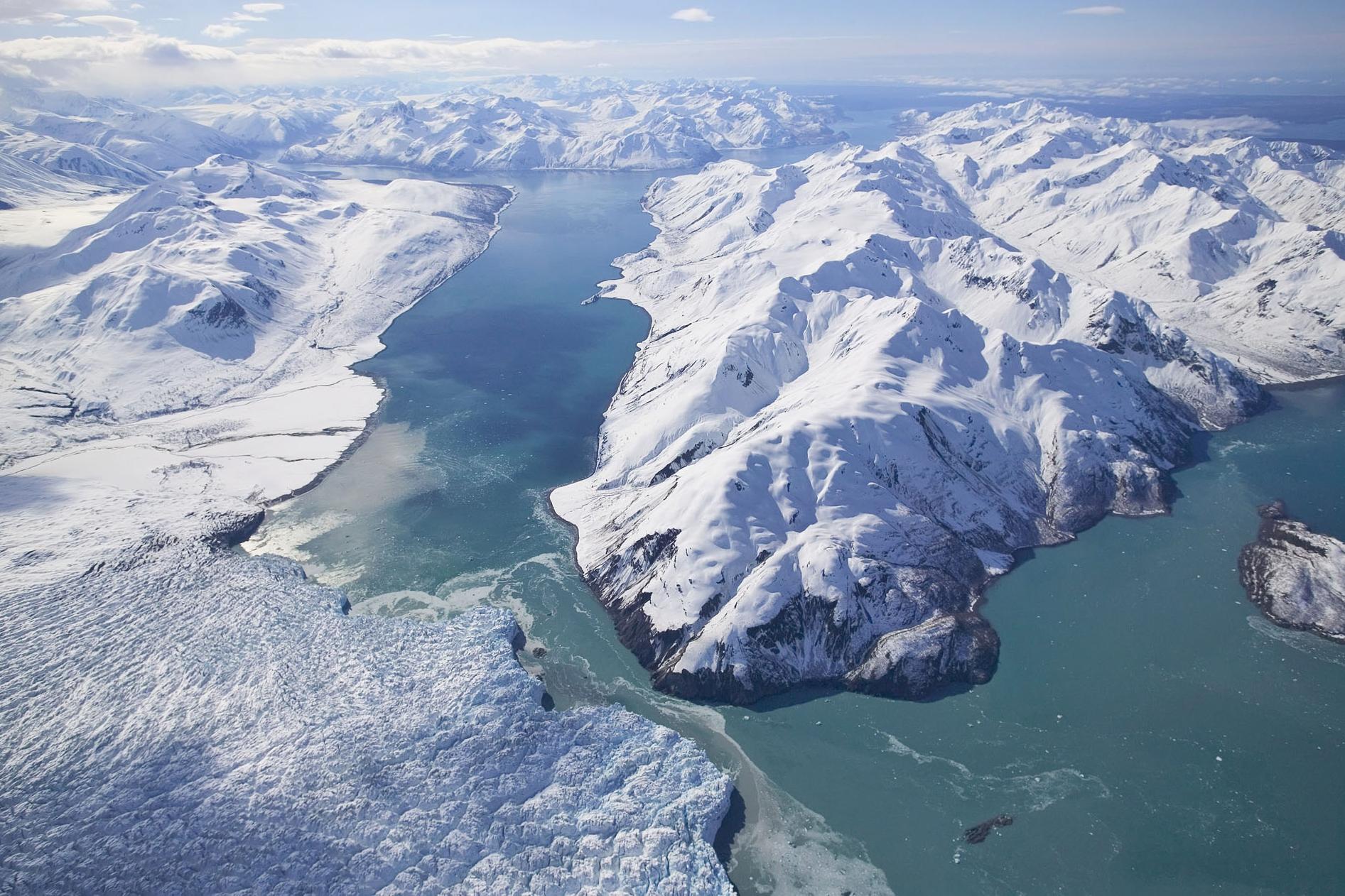 Ледник Хаббард