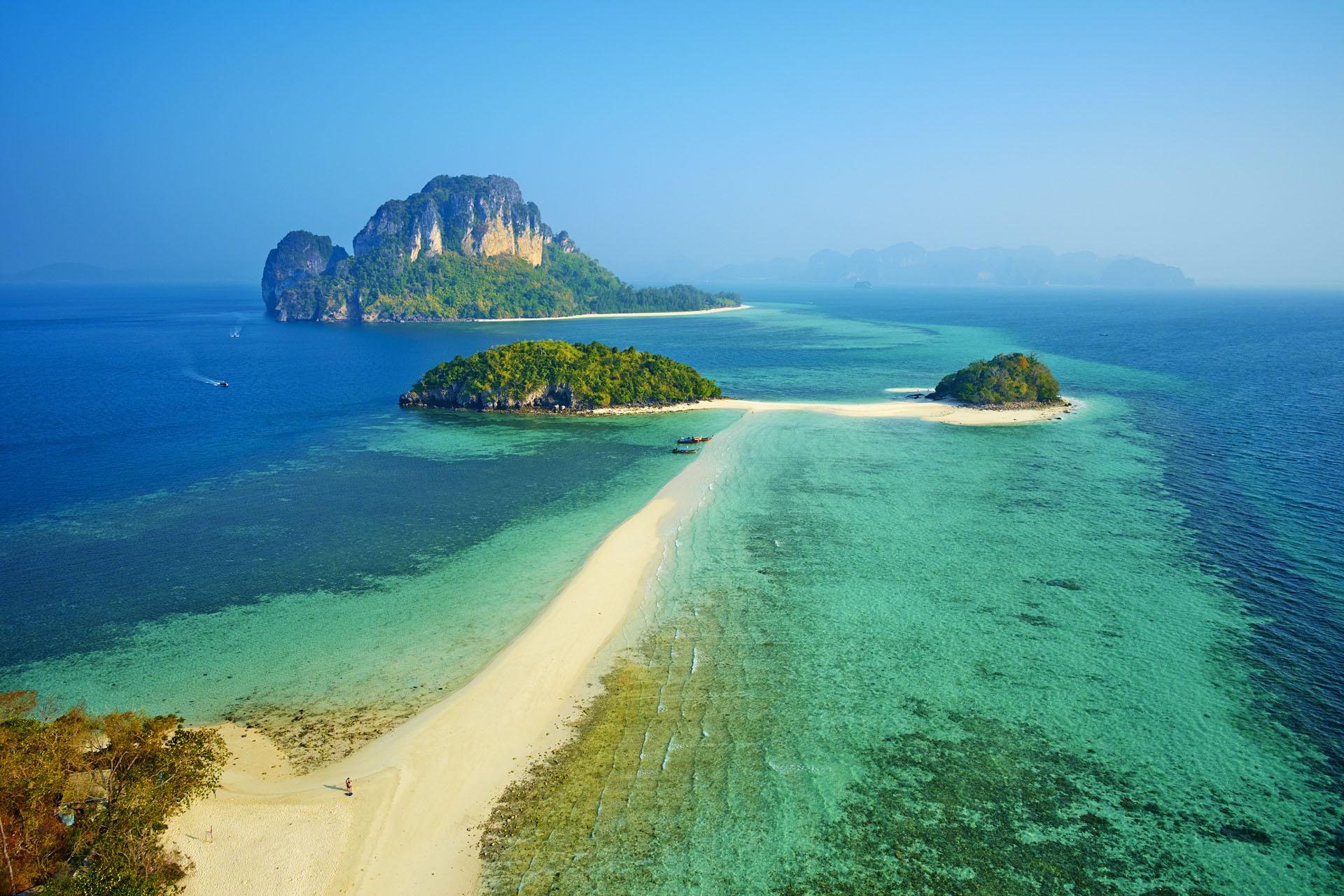 Острова в Тайланде