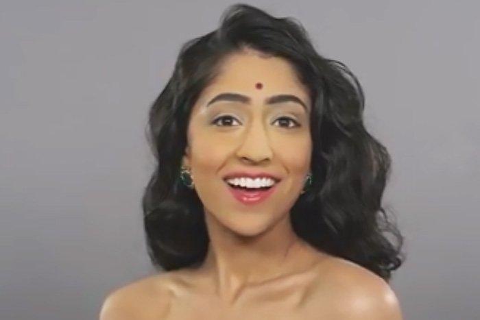 Индийская красота