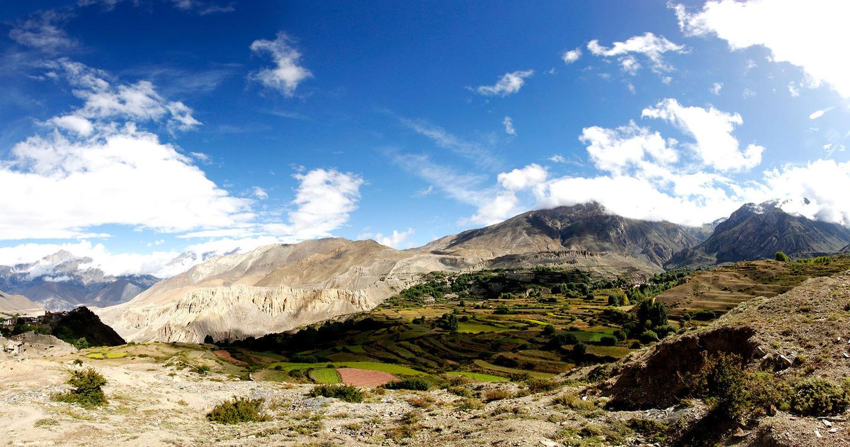 Nepal- Mustang Region Annapurna-circuit by Anton Malishev