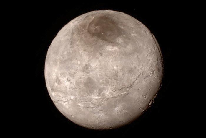 Плутон видео