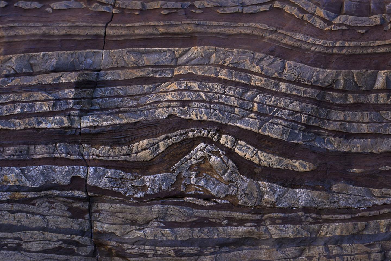 iron ore layers