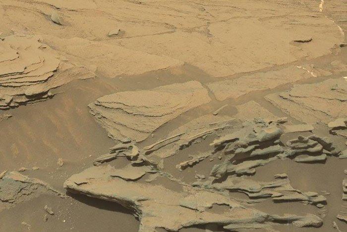 Ложка на Марсе