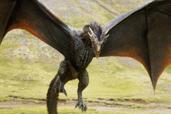 Драконы из 6 сезона Игры престолов