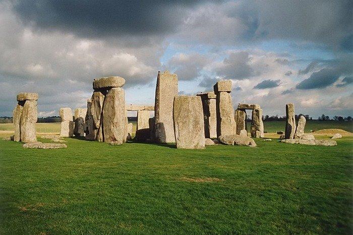 Британские археологи Стоунхендж