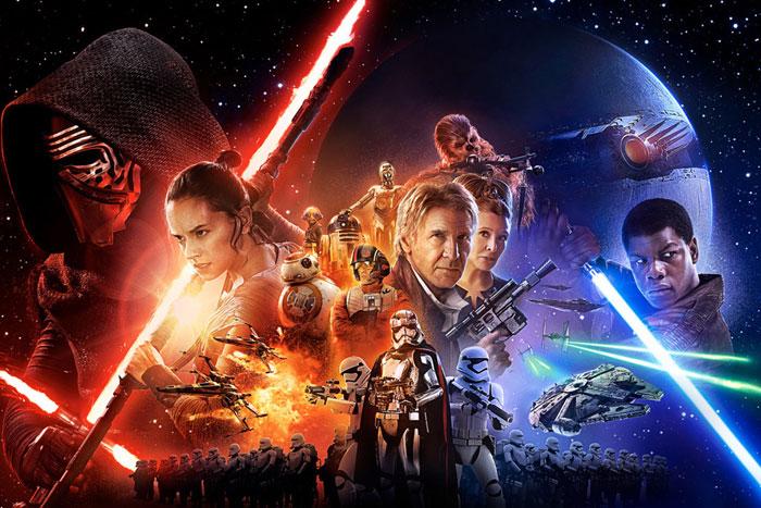 «Звездные войны» получили прокатное удостоверение в России