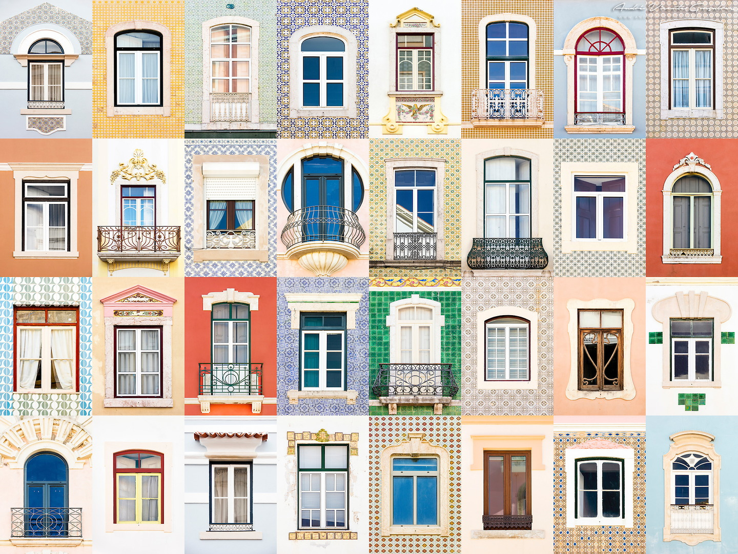 Windows of the World - Figueira da Foz, Portugal