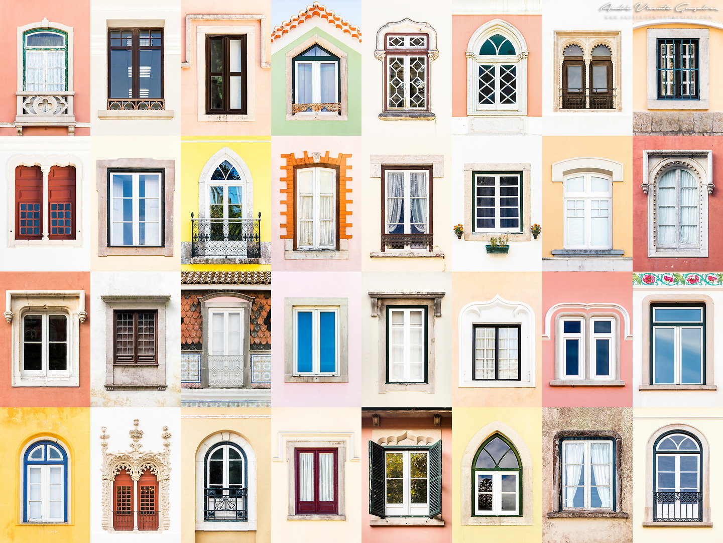 Windows of the World - Sintra, Portugal