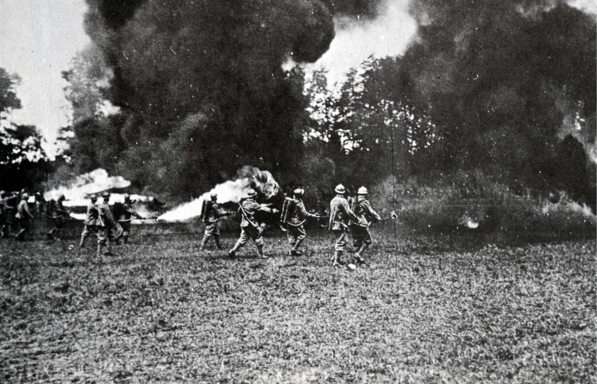 World War I 1915 1918 - Italy: from Caporetto to Vittorio Veneto