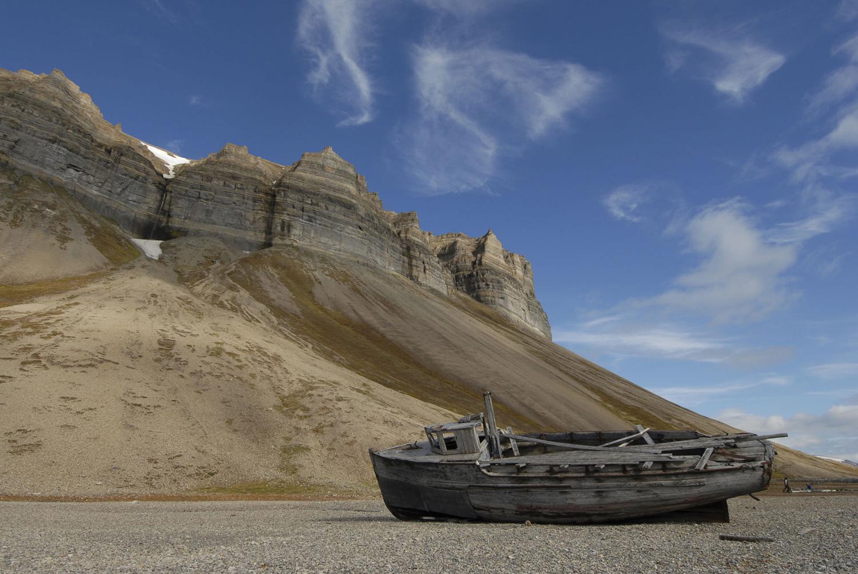 Шпицберген: на полпути между Норвегией и Северным полюсом