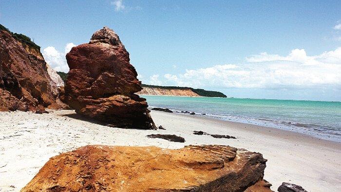 красивый пляж: Карро Кьюбрадо