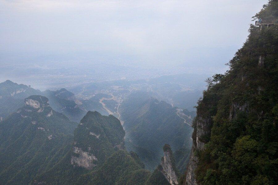 cliff-walkway