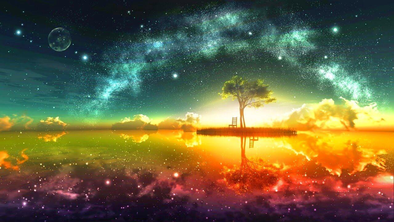 Вселенная не материальна