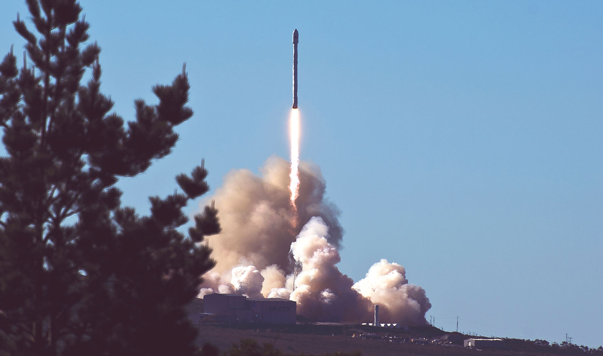 Проблемы космоса: взлет ракеты