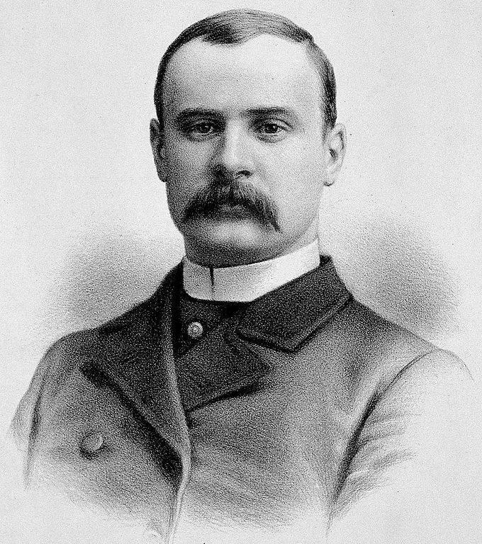 Фредерик Тревз. 1884.