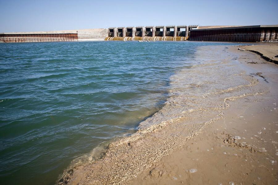 Восстановление Аральского моря