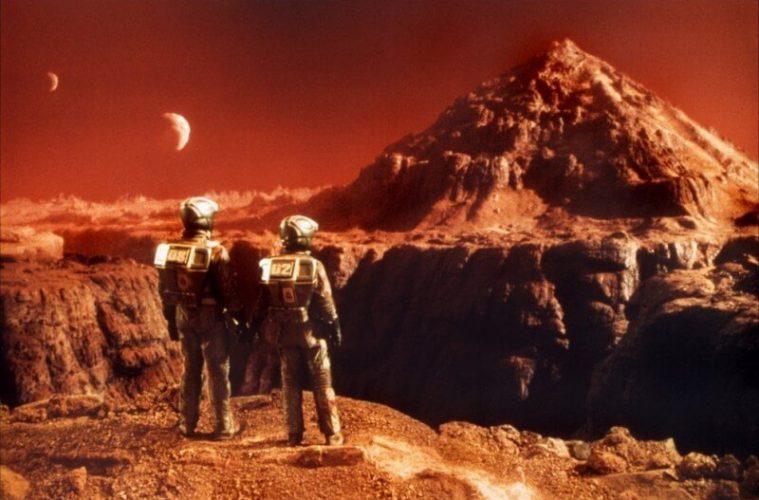 Жизнь на Марсе