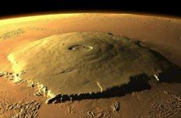 Олимп на Марсе