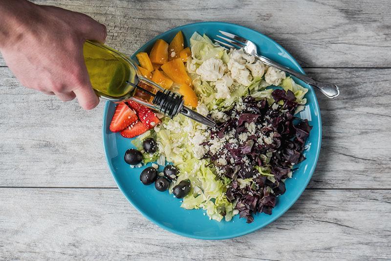 план питания для похудения эхо