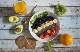 Завтрак важный прием пищи