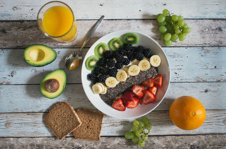 Завтрак самый важный прием пищи