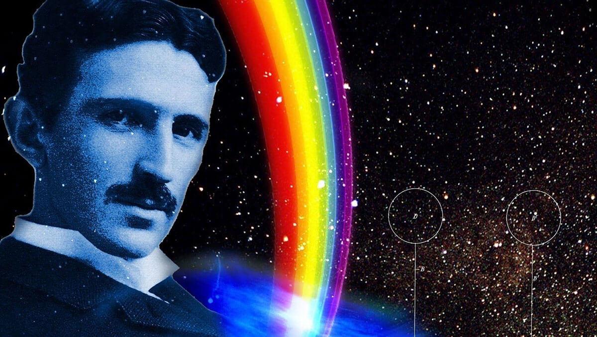 Никола Тесла и марсеане