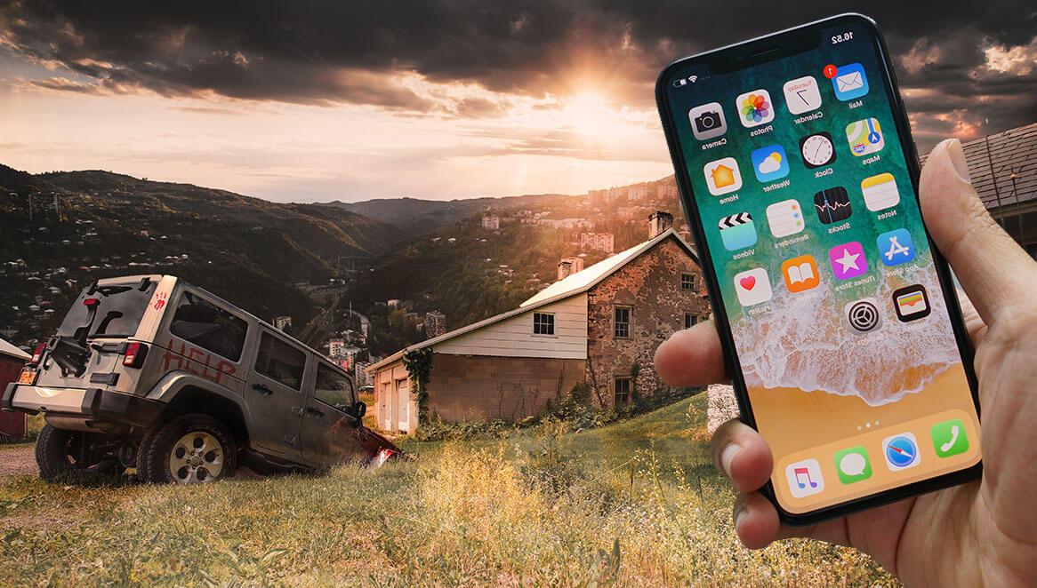 iPhone будет очень полезен после климатического апокалипсиса