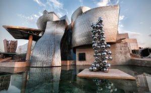 Знаменитые здания: Музей Гуггенхайма в Бильбао