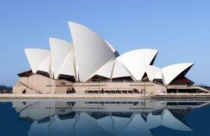 Знаменитые здания: Сиднейский оперный театр
