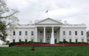 Знаменитые здания: Белый дом в Вашингтоне
