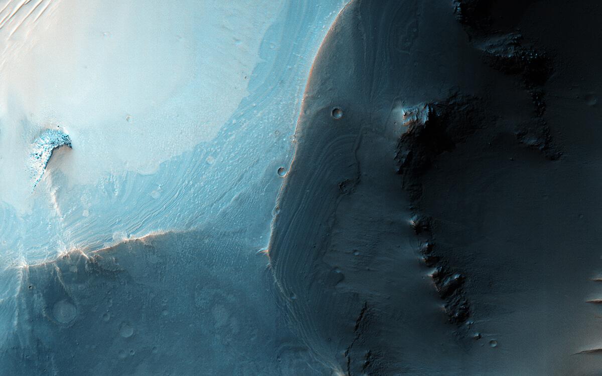 Фото долины Маринер на Масре