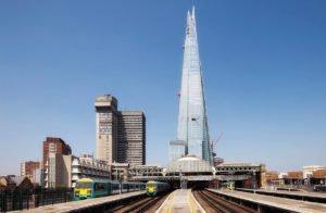 Знаменитые здания: Осколок в Лондоне