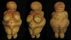 Статуэтка Венера Виллендорфская