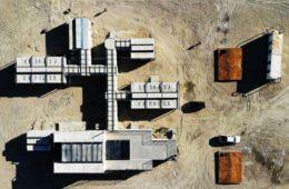 Китай открыл симуляцию базы на Марсе